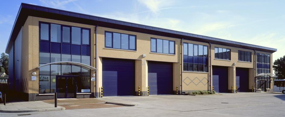 Crawford Endüstriyel Kapı Sistemleri